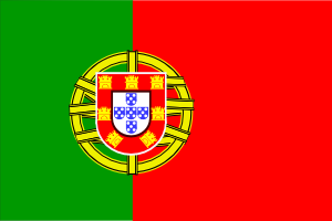 free vector Flag Of Portugal clip art