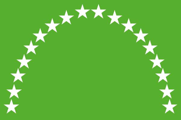free vector Flag Of Risaralda Department clip art