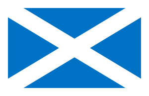 free vector Flag Of Scotland clip art