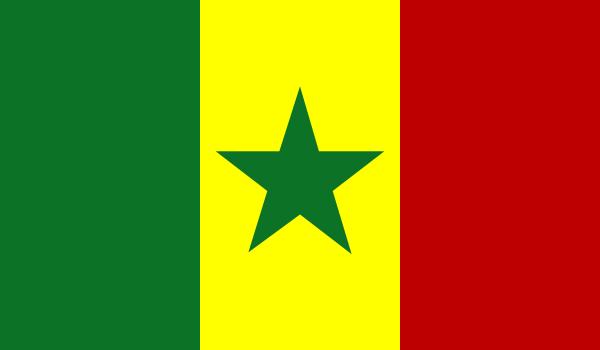 free vector Flag Of Senegal clip art