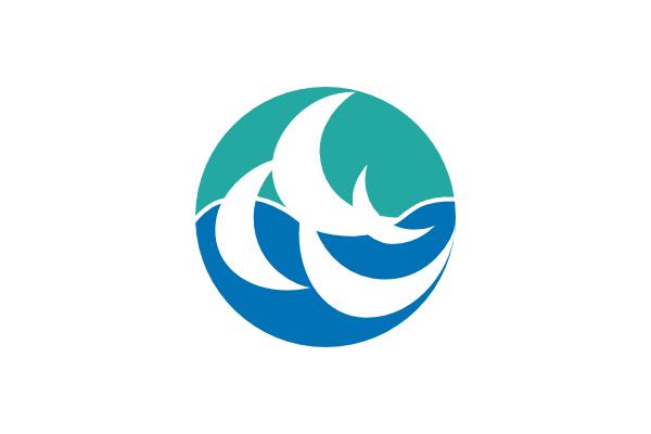 free vector Flag Of Shunan Yamaguchi clip art