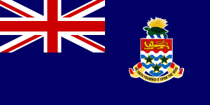 free vector Flag Of The Cayman Islands clip art