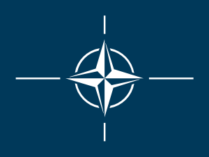 free vector Flag Of The North Atlantic Treaty Organization clip art