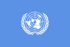 free vector Flag Of The United Nations clip art