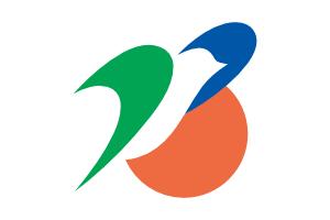 free vector Flag Of Tsubame Niigata clip art