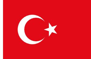 free vector Flag Of Turkey clip art