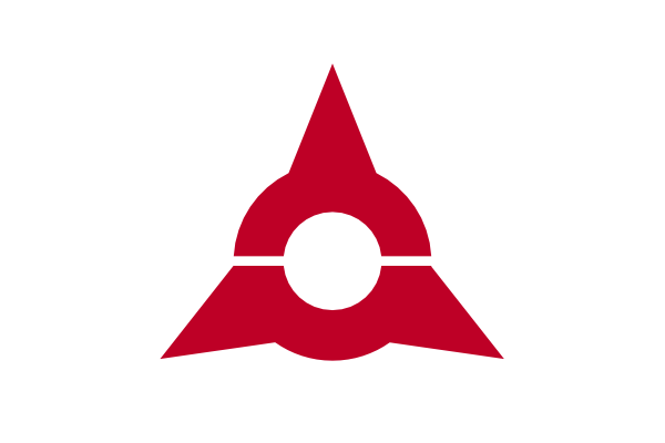 free vector Flag Of Ube Yamaguchi clip art