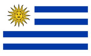 free vector Flag Of Uruguay clip art