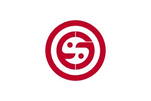 free vector Flag Of Warabi Saitama clip art