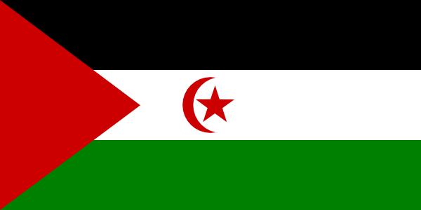 free vector Flag Of Western Sahara clip art
