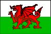 free vector Flag Wales clip art
