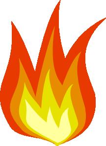 free vector Flame clip art