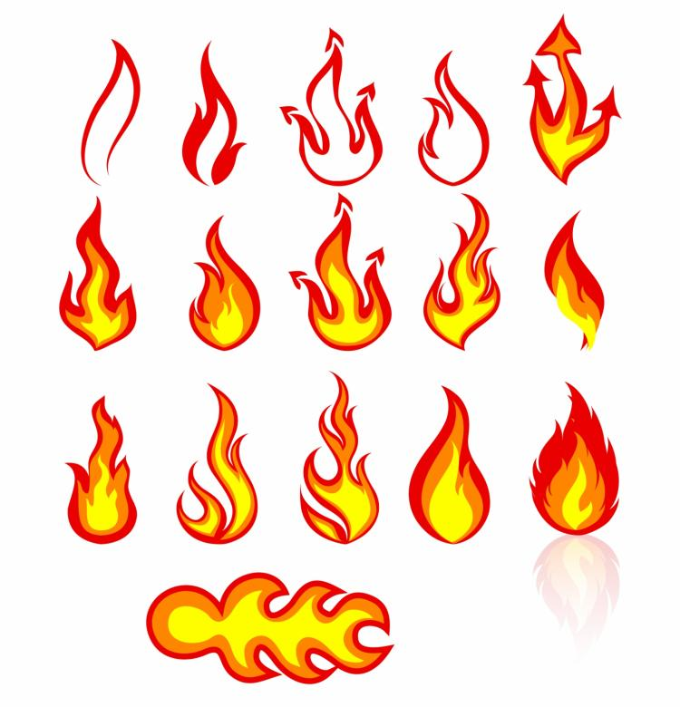free vector Flame