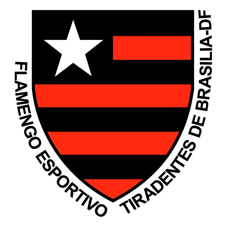 free vector Flamengo esportivo tiradentes de brasilia df