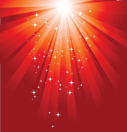 free vector Flash light vector background