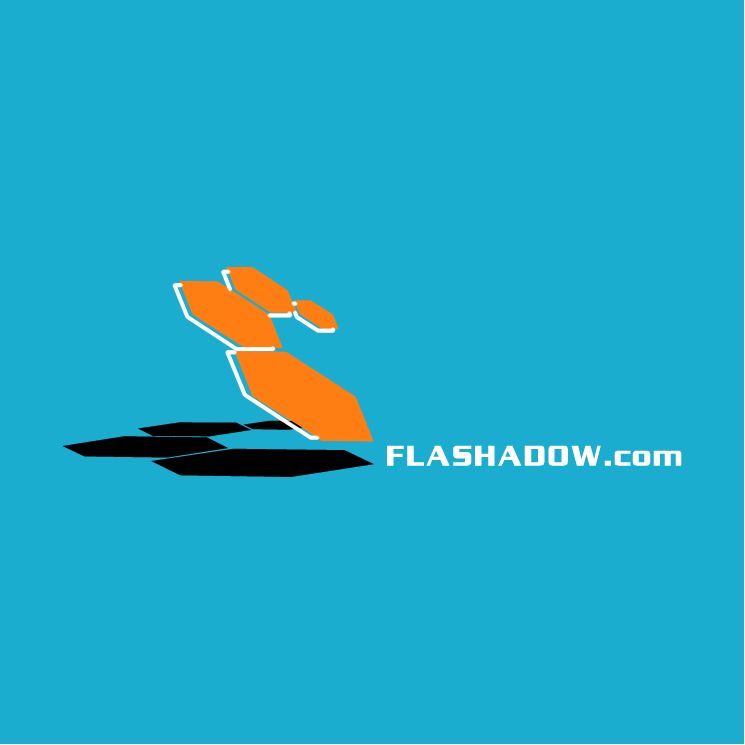 free vector Flash shadow