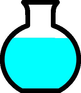 free vector Flask clip art
