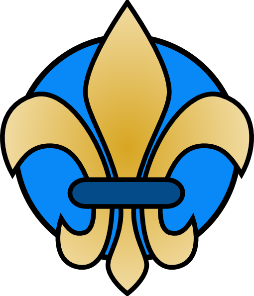 Fleur De Lis Gold Clip Art 114537 Free Svg Download 4 Vector