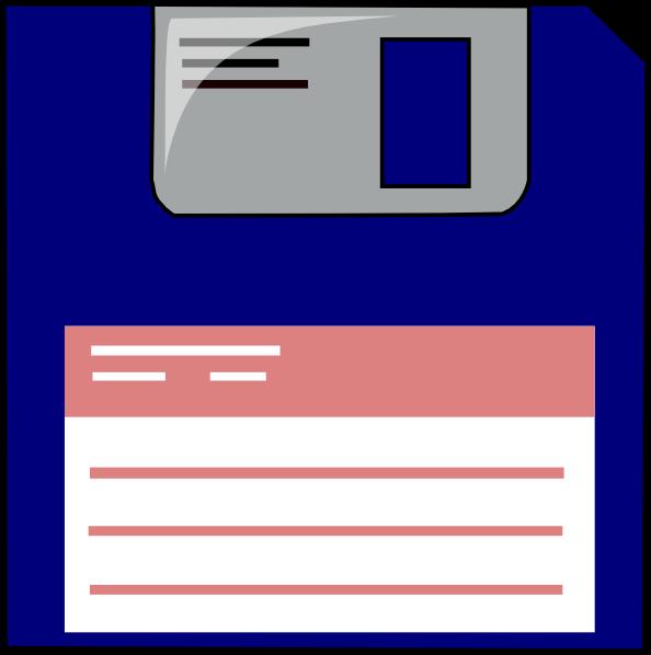 free vector Floppy Disk clip art