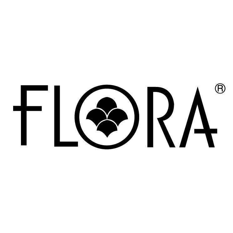free vector Flora 2
