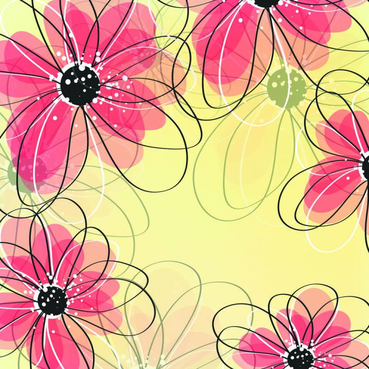 free vector Floral 04 vector