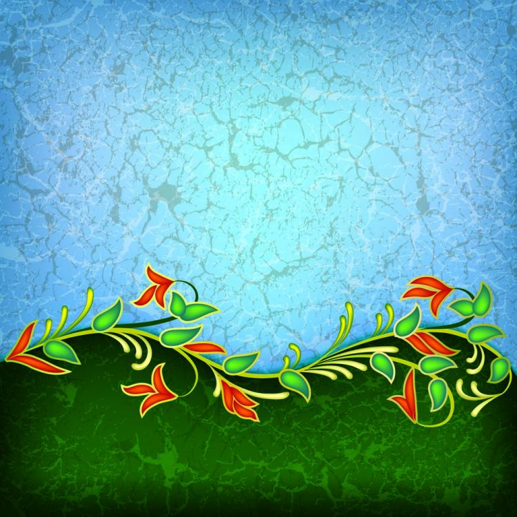free vector Floral background 01 vector
