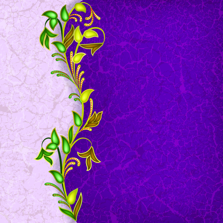 free vector Floral background 04 vector