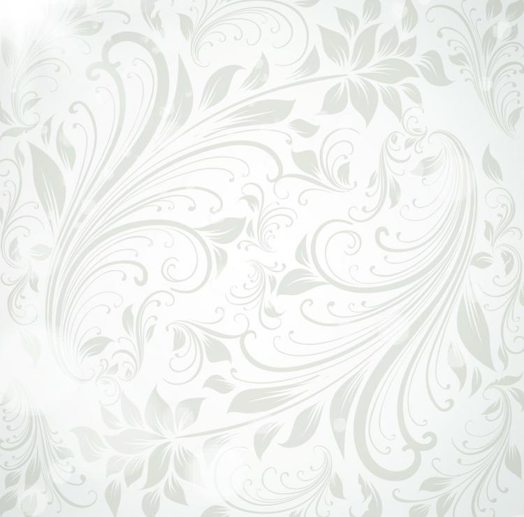 Floral Wallpaper Vector Free