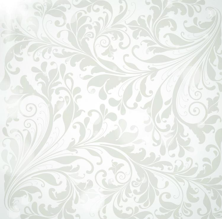 Floral Wallpaper Floral wallpaper vector is