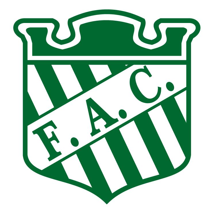 free vector Floresta atletico clube de cambuci rj