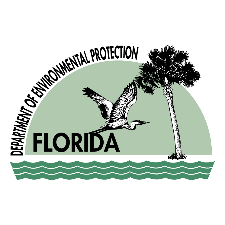 free vector Florida department of environmental protection