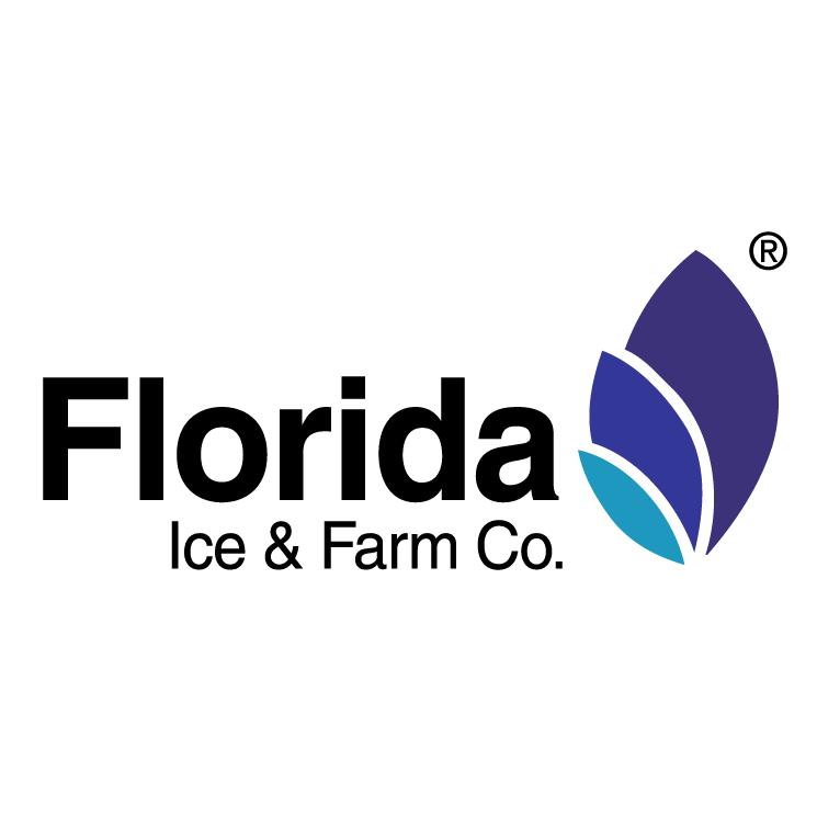 free vector Florida ice farm co