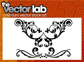 free vector Flourishes Vector