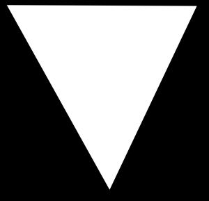 free vector Flowchart Symbol Triangle clip art