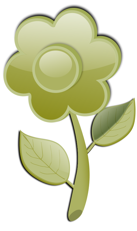 free vector Flower a4