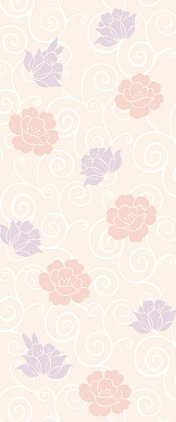 free vector Flower Background Vector