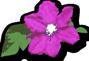 free vector Flower clip art