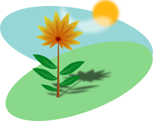 free vector Flower  clip art