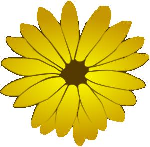 Flower Dandelion clip art Free Vector / 4Vector