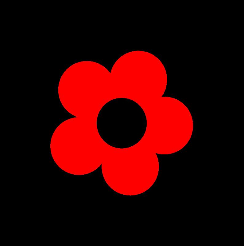 free vector Flower5 Stylish