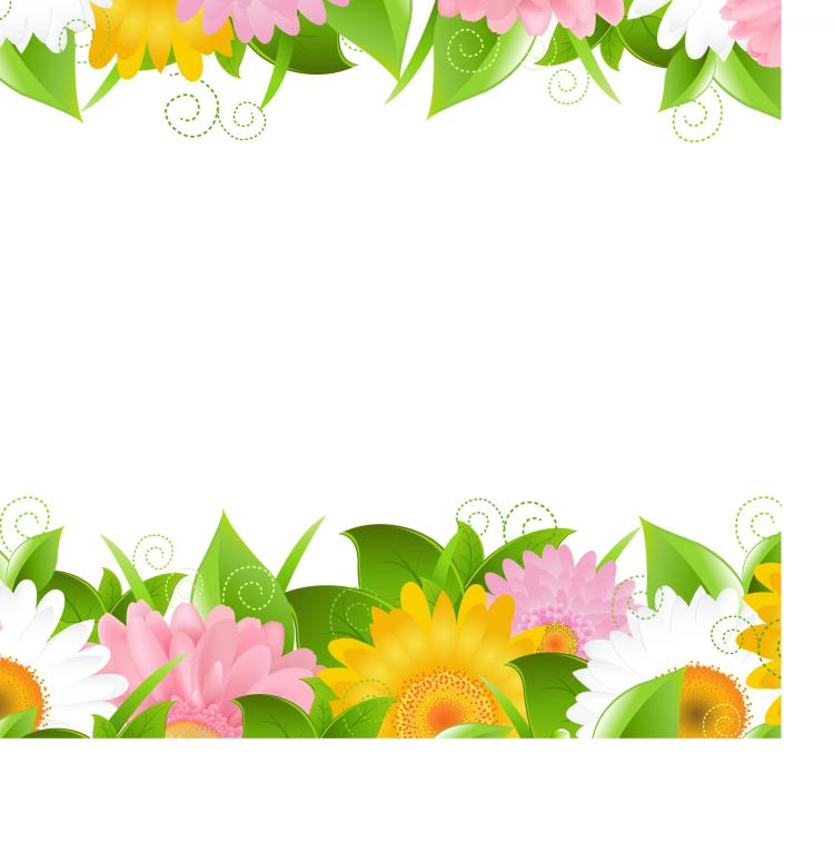 Flowers petals lace background 02 vector Free Vector / 4Vector for Vector Flower Background Png  177nar