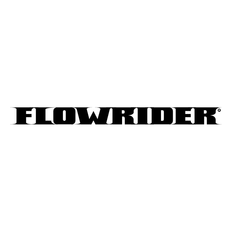 free vector Flowrider