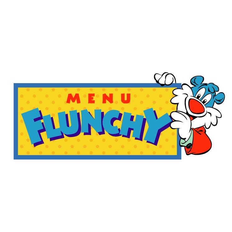 free vector Flunchy menu