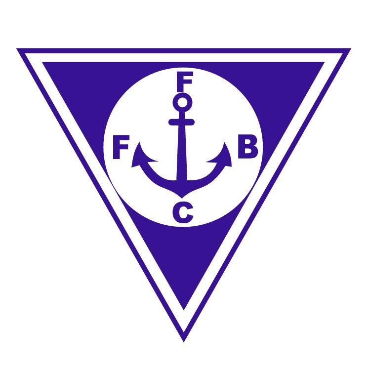 free vector Fluvial foot ball club de porto alegre rs