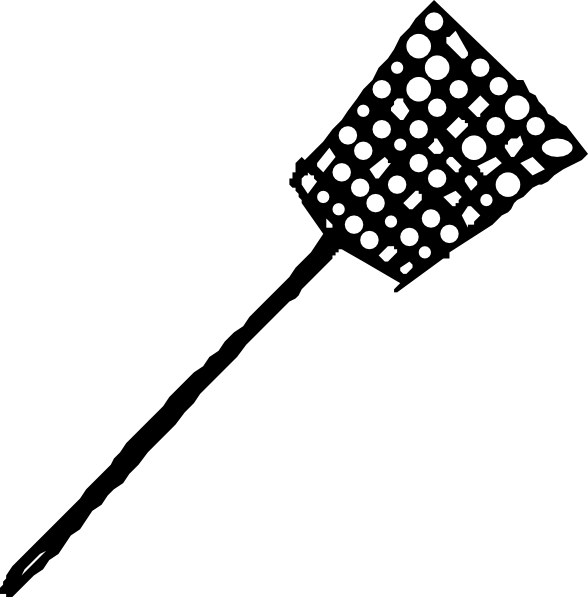 free vector Fly Swatter clip art