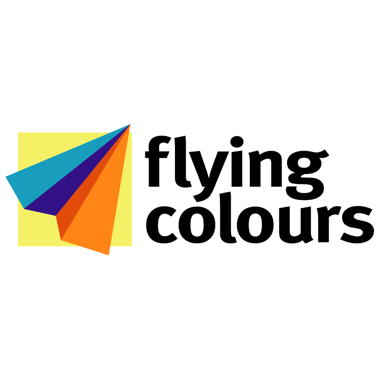 free vector Flying colours design consultants ltd