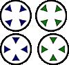 free vector Focus Dot clip art