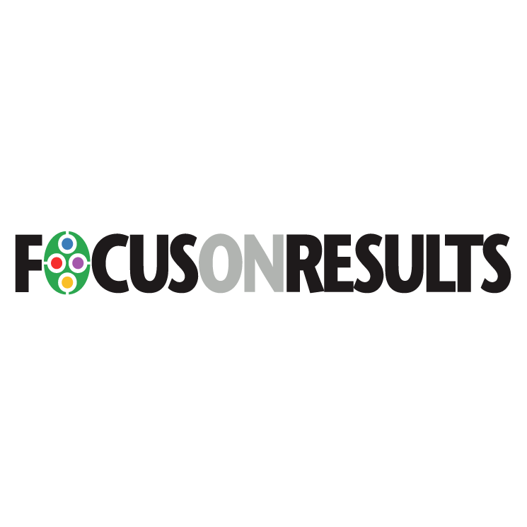 free vector Focus on results