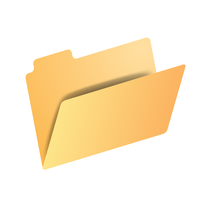 free vector Folder icon