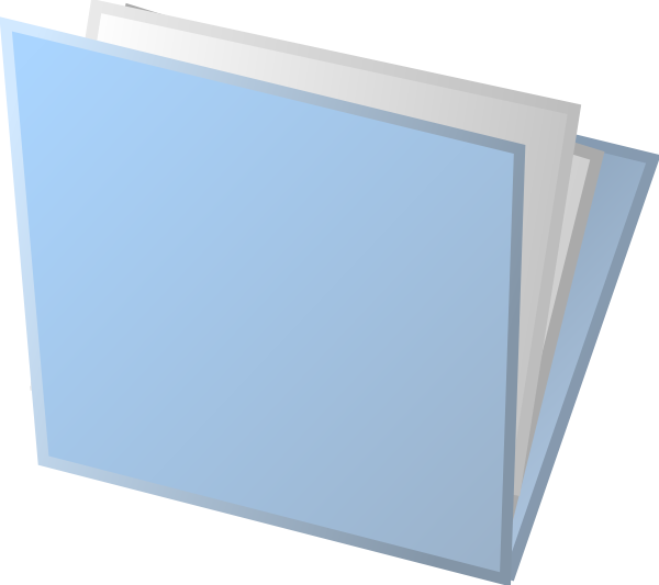 free vector Folder Open clip art